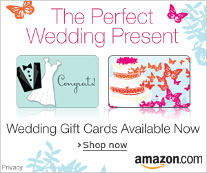 Wedding Gift Card Amazon : How To Preserve Your Wedding Cake - Mother of the Bride