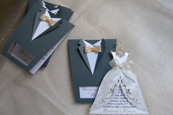 Innovative Wedding Invitations Mother of the Bride