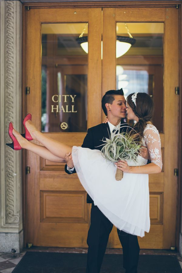 Courthouse Wedding Ideas - Mother of the Bride