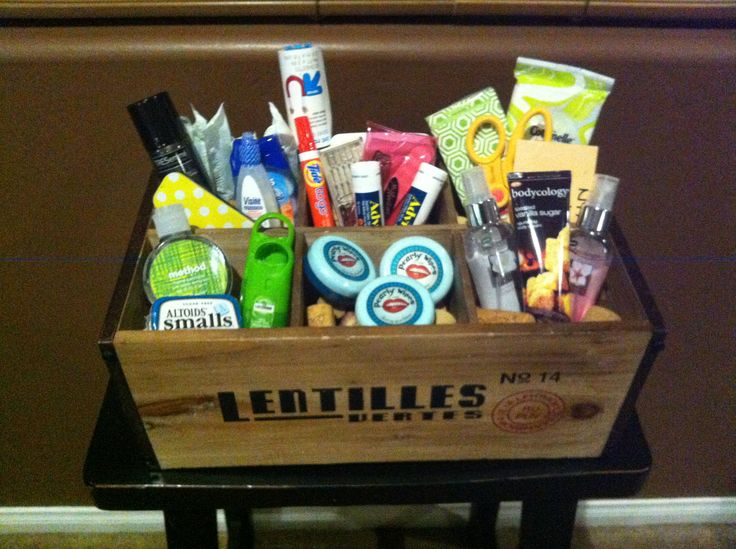 Ladies Room Wedding Basket Mother Of The Bride