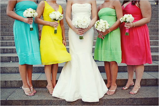 2010-Brightly-Colored-Bridesmaid-Dresses-Picture-3