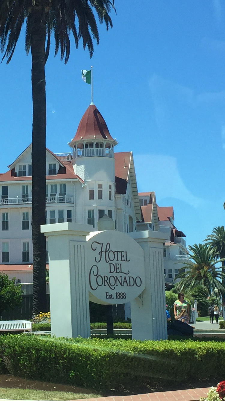 Destination Weddings – Hotel Del Coronado