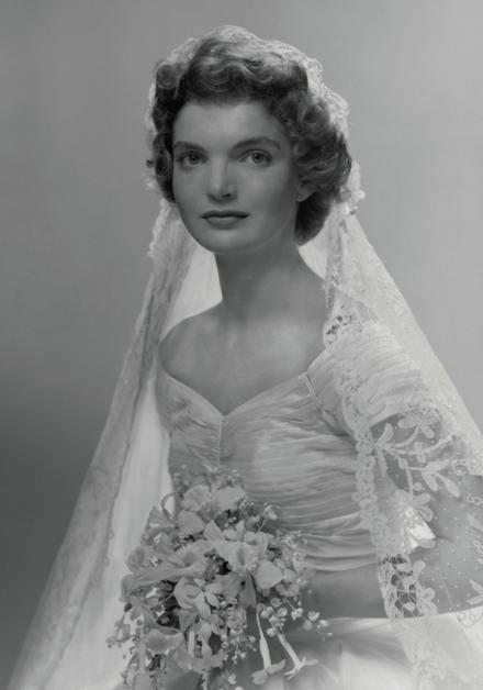 The History Of The Wedding Veil