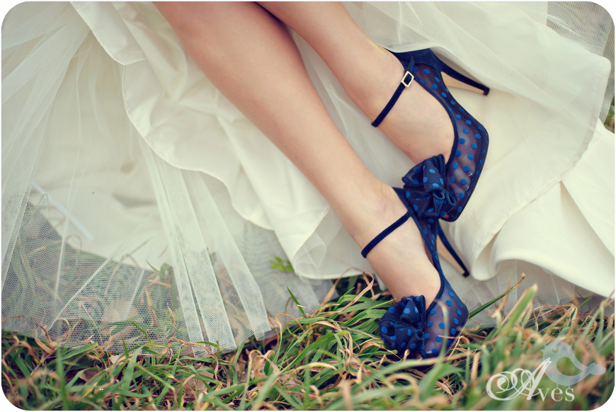 Shoes For The Bride AND The Bridesmaids!