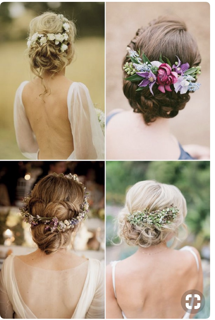 flowers in your hair your wedding headpiece mother of the bride. Black Bedroom Furniture Sets. Home Design Ideas
